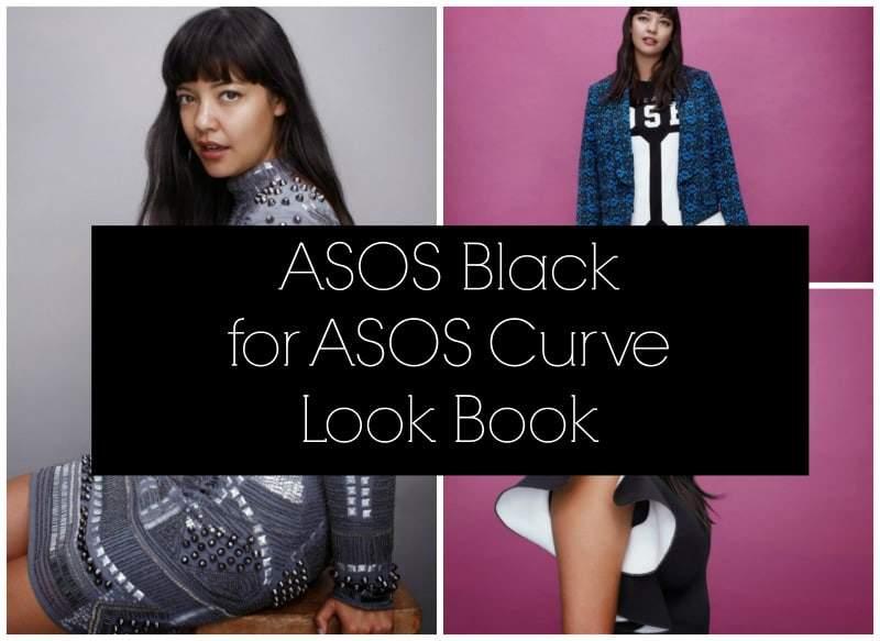 ASOS Black for ASOS Curve Look Book