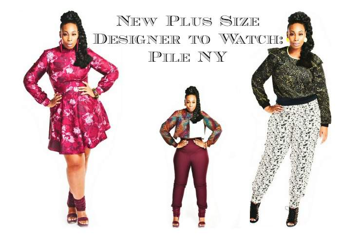 New (IN Betweenie) Plus Size Designer to Watch: Pile NY