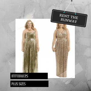 Rent the Runway Introduces Plus Sizes