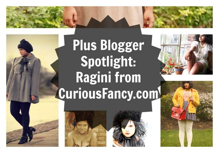 Plus Size Blogger- Ragini from Curious Fancy