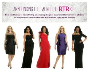Rent the Runway Plus Size