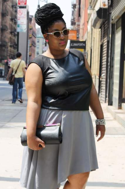 Stylechic360 - #TCFStyle Five Looks We Love: Faux Leather