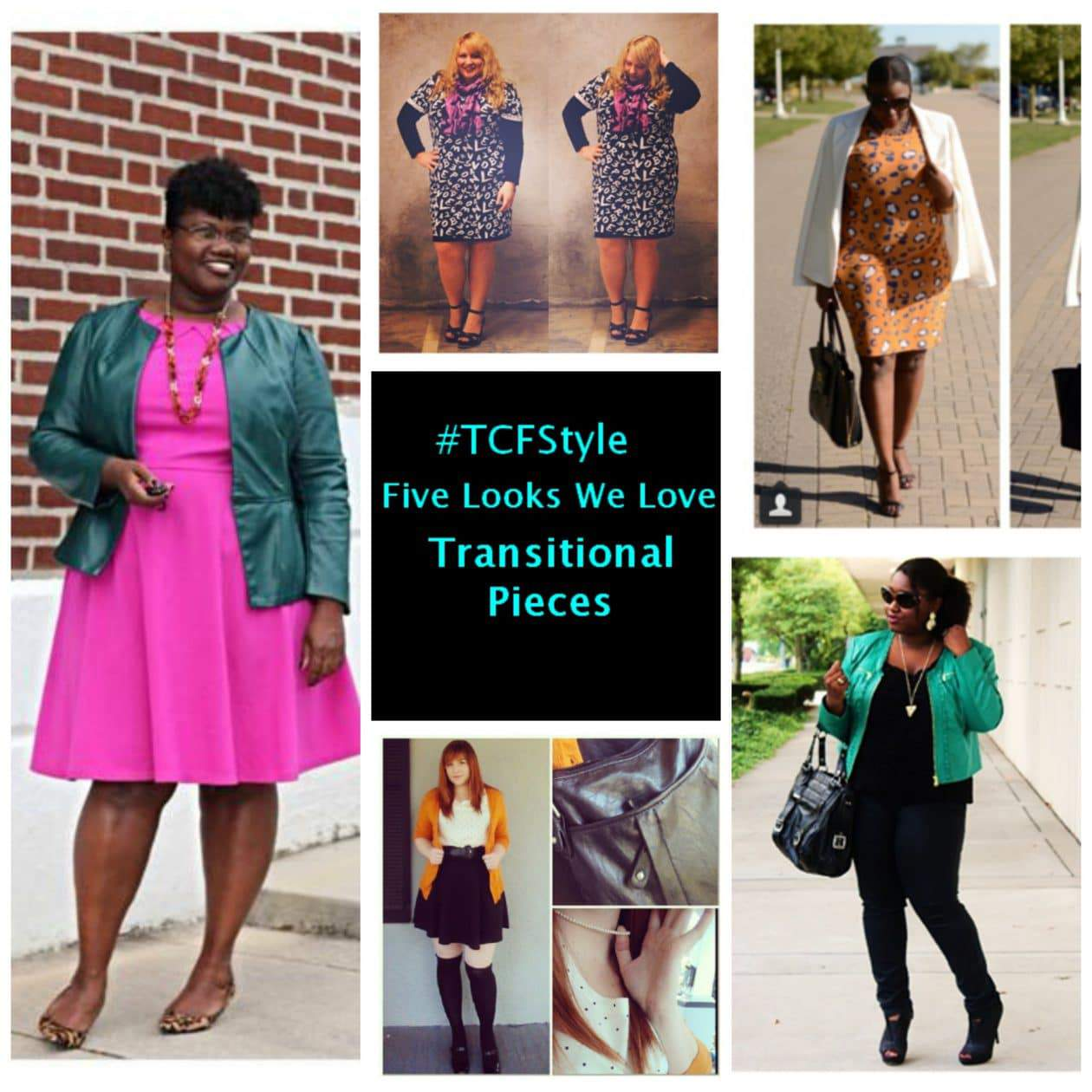 #TCFStyle: Five Looks We Love – Transitional Pieces