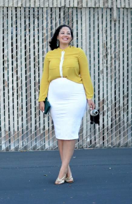Plus SIze Blogger Tanesha Awasthi
