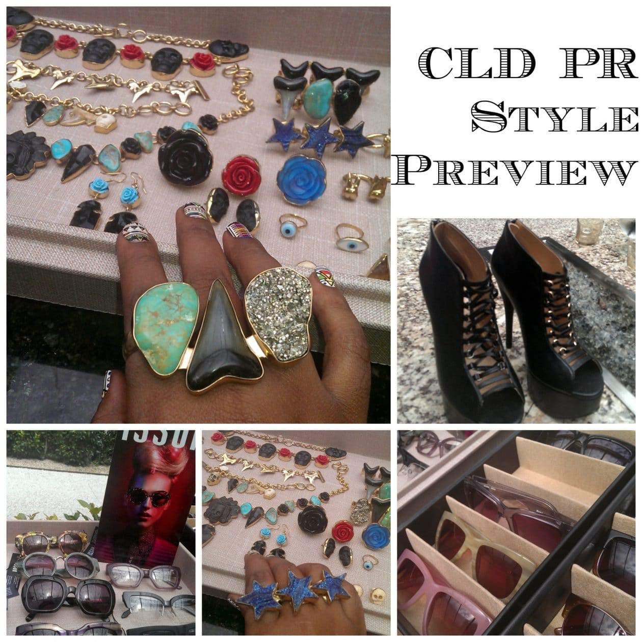 Out and About: Labor Day Tease with CLD PR Style