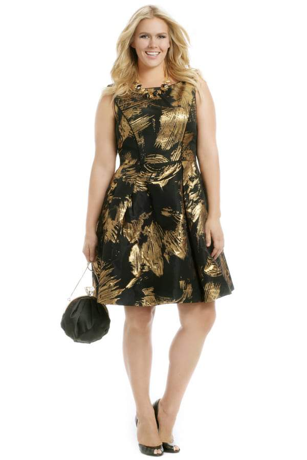 Rent the Runway Plus Sizes-  Theia