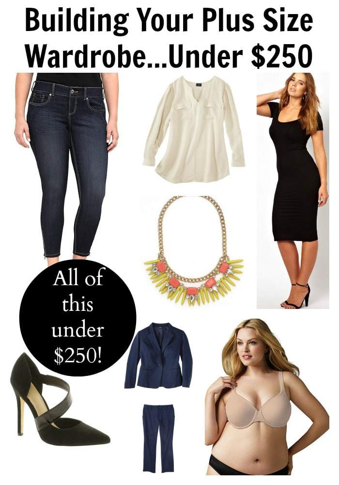 Style Q&A: Building Your Plus Size Fashion Wardrobe ...
