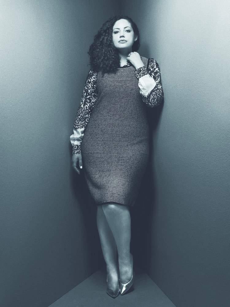 Marina RInaldi Campaign- Tanesha Girl With Curves