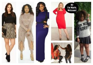 welcome to the curvy fashionista