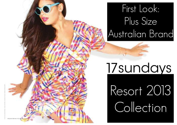 17 Sundays Resort 2013 Collection