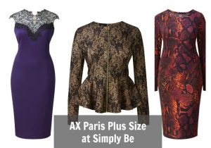 AX Paris Plus Size Faves at Simply Be