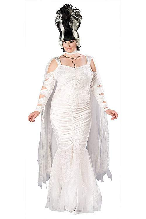 Bride Of Frankenstein Monster Plus Size Costume