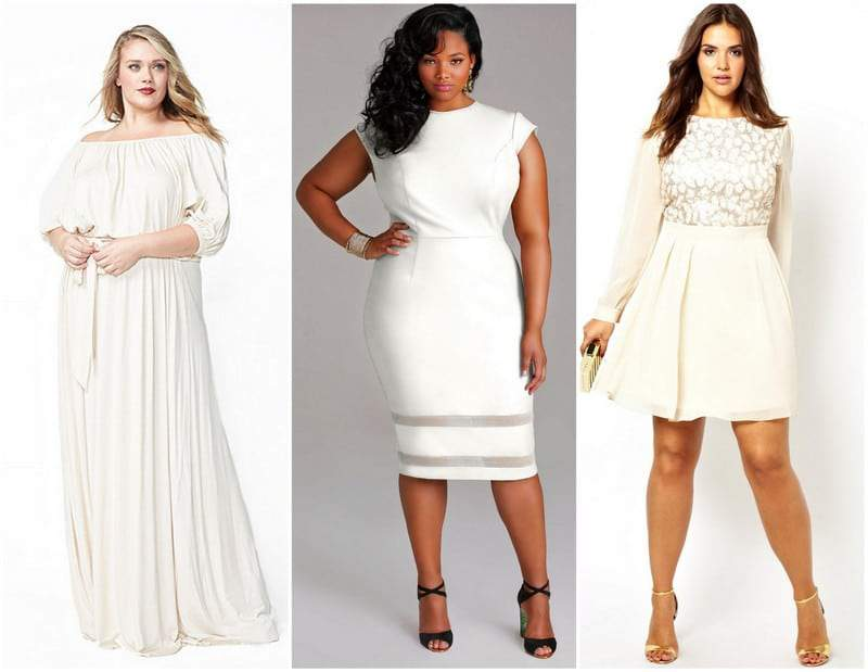 My Favorite Fall Plus Size Trends Winter White