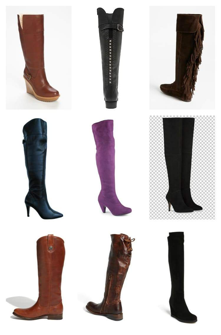 Favorite Wide Calf Boots