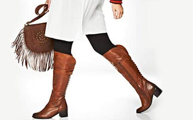 14e1ac654eb 9 places to shop for Wide Calf Boots