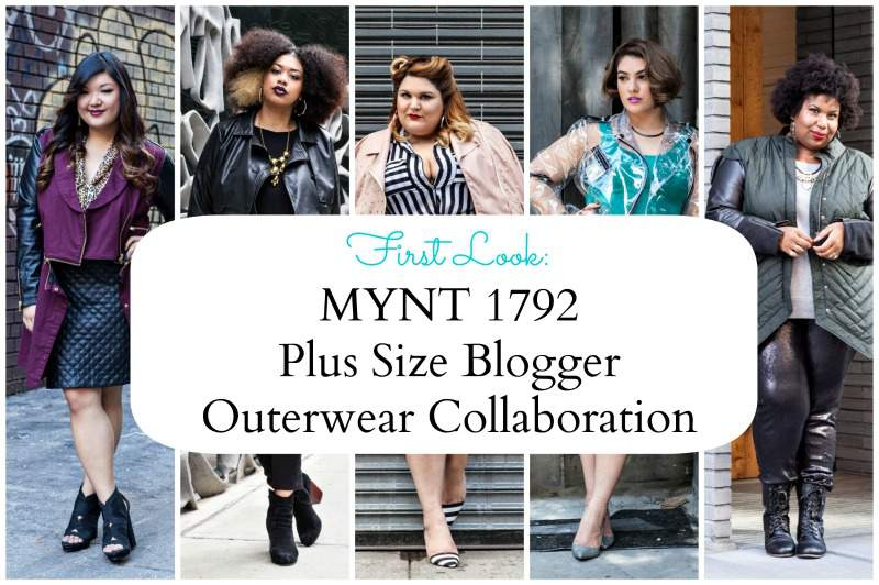 MYNT 1792Plus SIze Blogger collaboration
