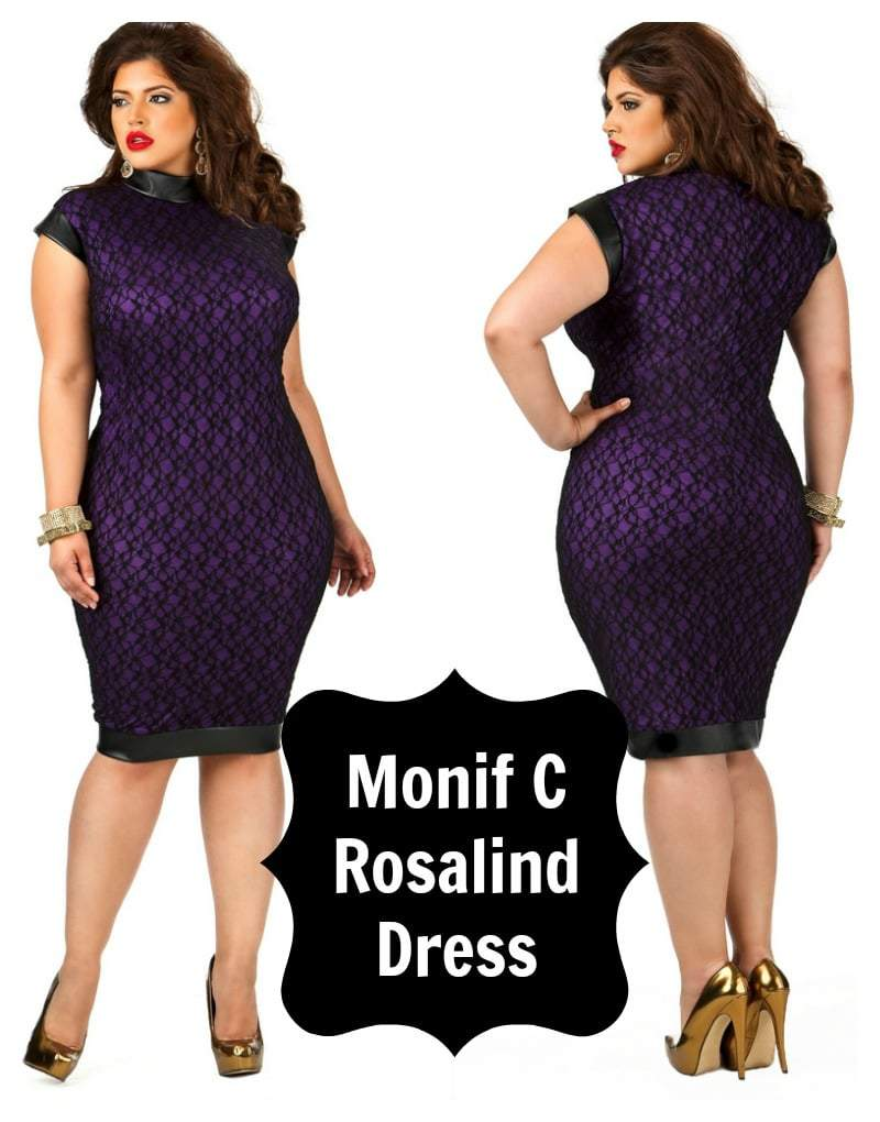 Monif C Rosalind Dress