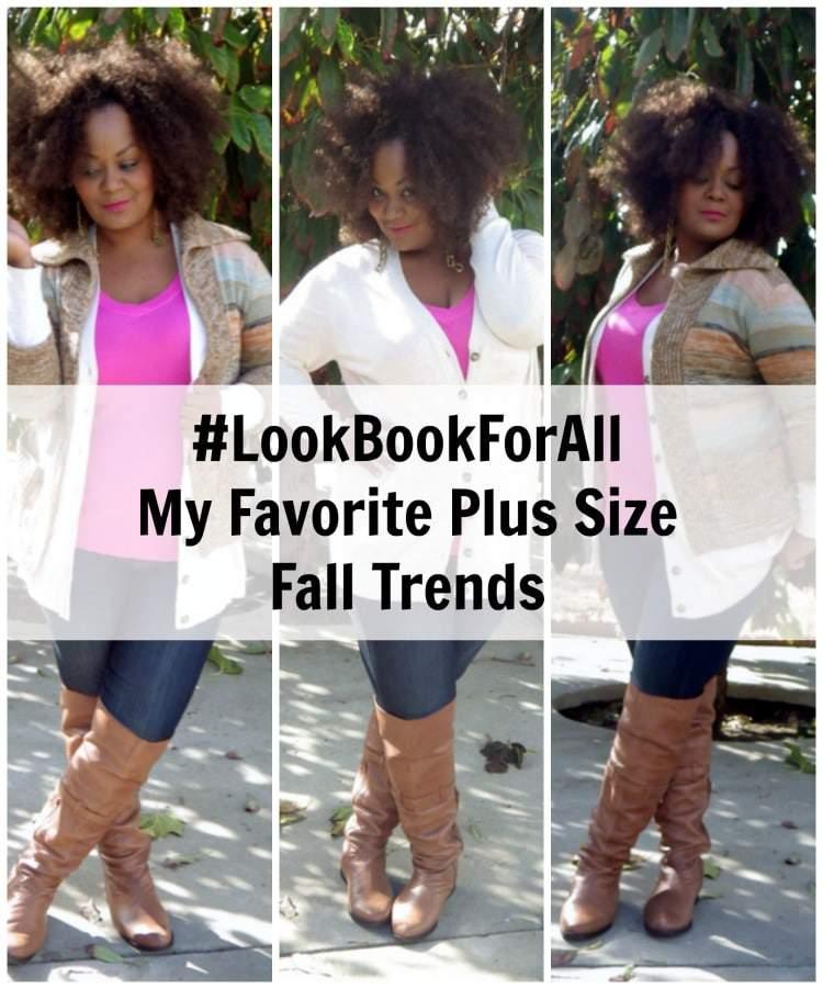 #LookBookForAll My Favorite Fall Trends