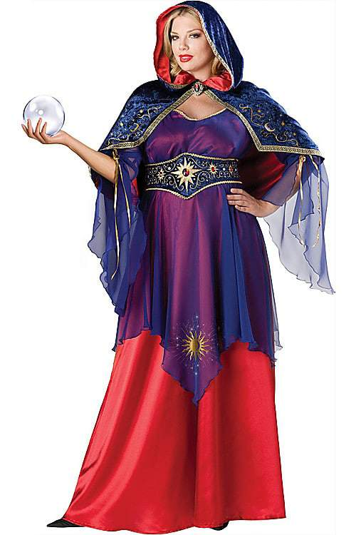 Mystical Soceress Costume