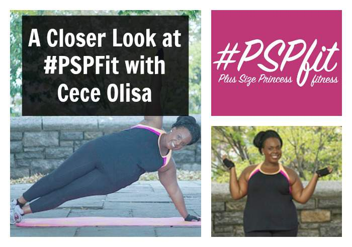 #PSPFit: A Social Media Movement for Healthy Curves with Cece Olisa- The Big Girl Blog