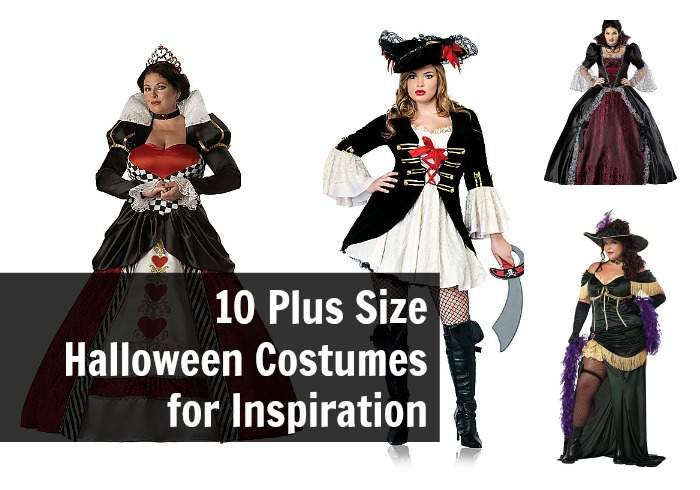 ten plus size halloween costumes