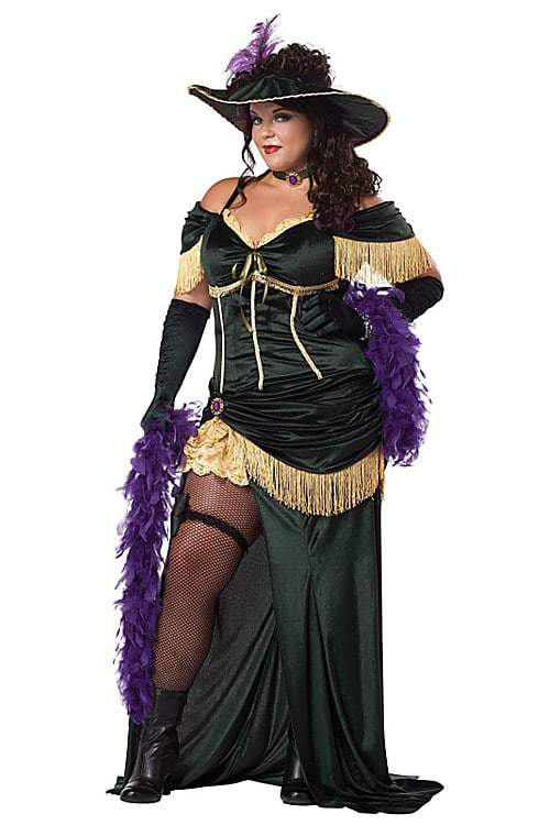 The Saloon Madame Costume