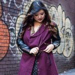 MYNT 1792 Blogger Coat Collaboration- Allison Teng