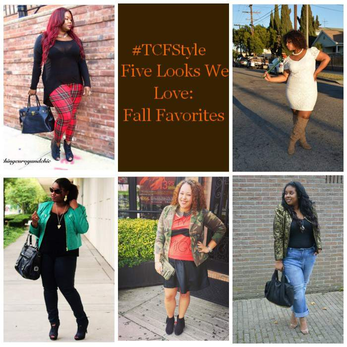 tcfstyle Five looks we love fall favorites