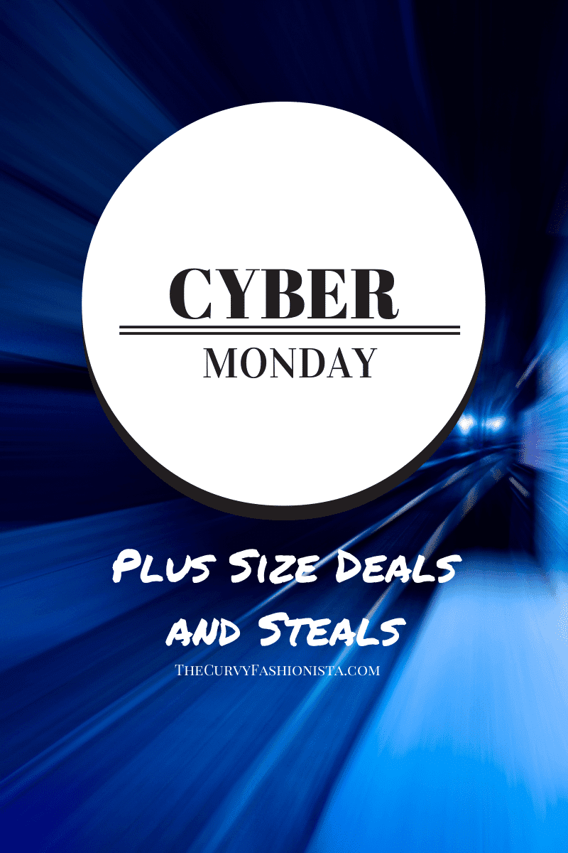 Shop Now: Cyber Monday Plus Size Deals and Steals