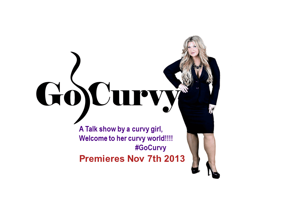 New Plus Size Online Talk Show Go Curvy Debuts on WyTV November 7th