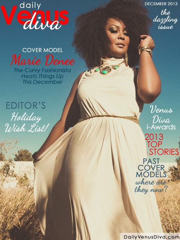 Introducing My Daily Venus Diva December Cover and Interview!