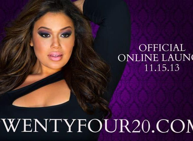 PLUS SIZE NEWS: TwentyFour20 by Allison McGevna Launches Today