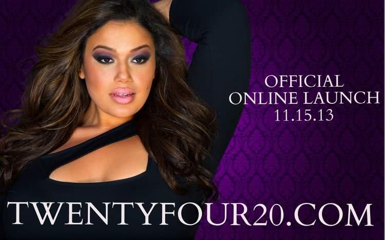 PLUS SIZE NEWS: TwentyFour20 by Allison McGevna Launches Today
