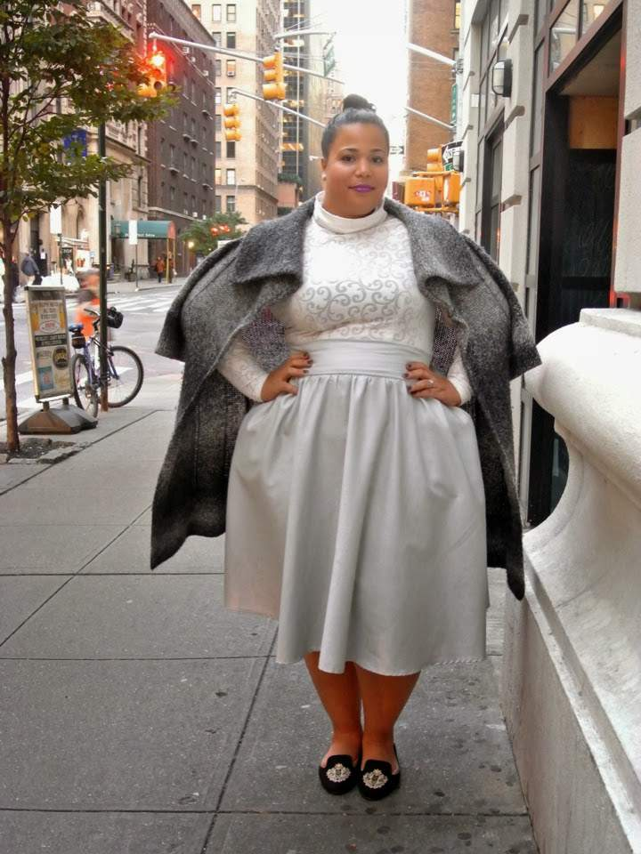 Garner Style on The Curvy Fashionista
