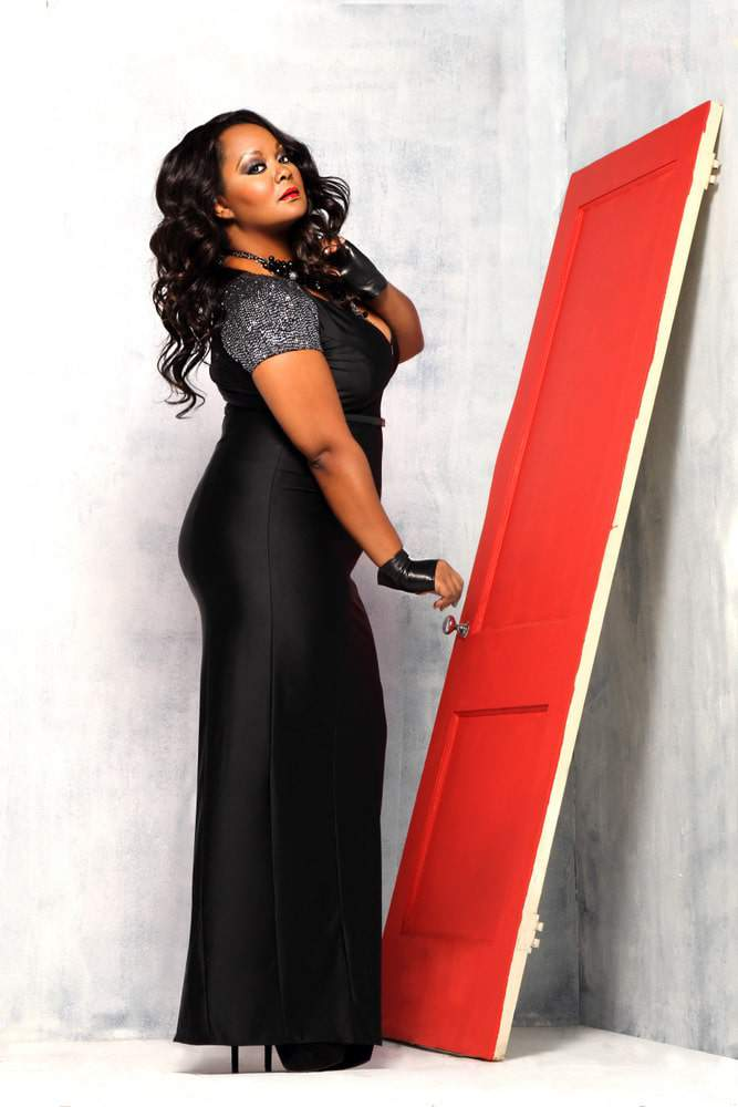 The CUrvy Fashionista shot by Stanley Desbas and Susan Moses