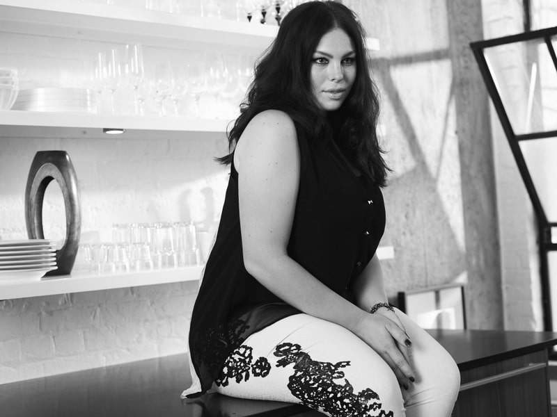 Plus size retailer Penningtons MBLM on The Curvy Fashionista