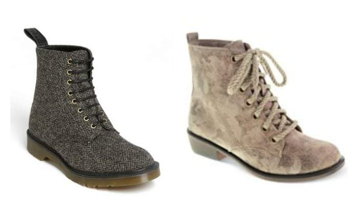 Military Boots for Plus Size women- Splurge vs Steal: The Curvy Fashionista