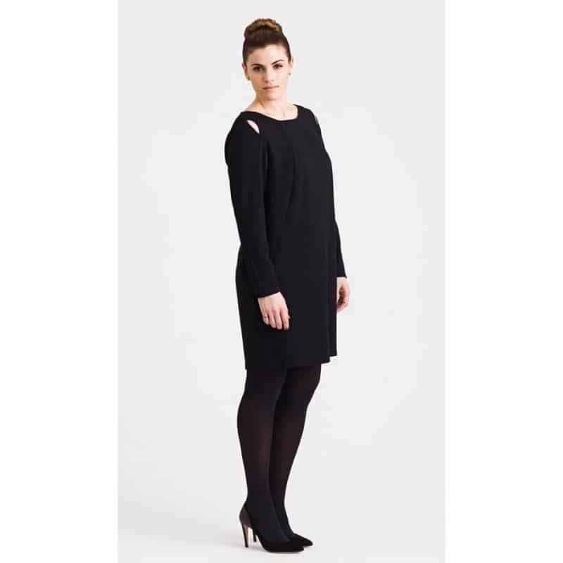 milkeyway-sweater-Plus Size Sweater Dress on The Curvy Fashionista