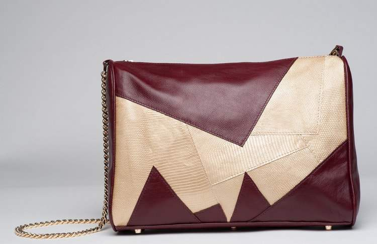 DeOndra Jereé sabre-tafa Clutch on The Curvy Fashionista