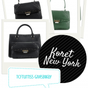 Koret New York Giveaway on The Curvy Fashionista