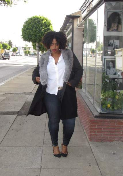 TMarieStyles.com on The Curvy Fashionista