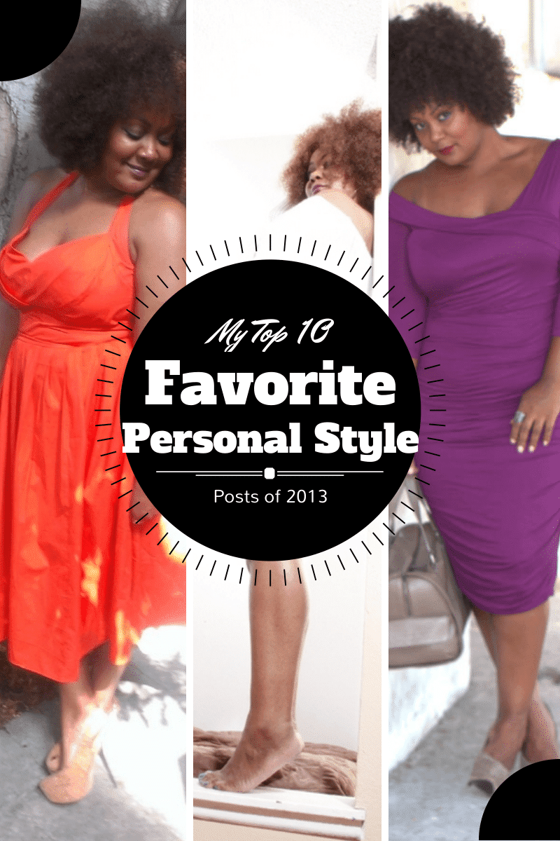 My 10 Favorite Personal Style Posts of 2013