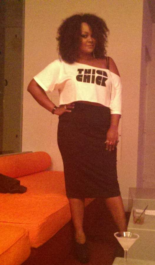 Thick Chick Tee