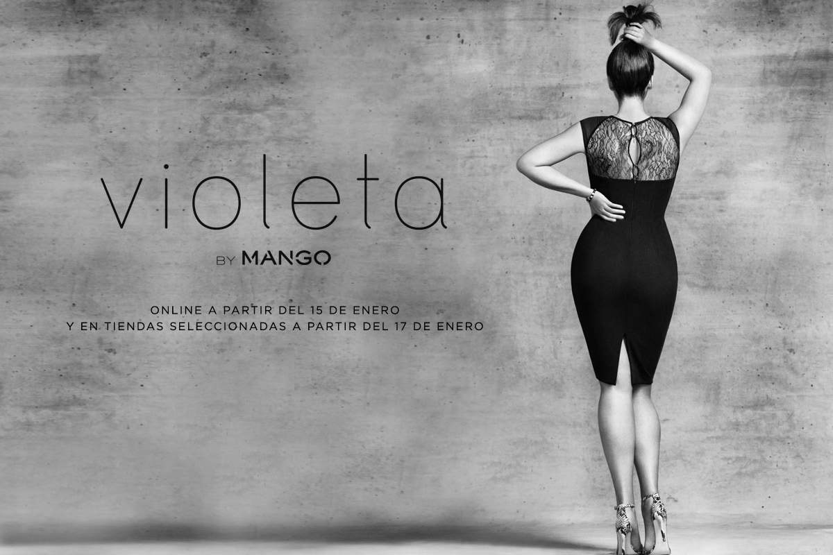 The Mango Plus Size Collection Violeta