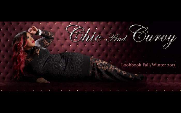 Chic and Curvy Boutique Holiday Look Book on The Curvy Fashionista