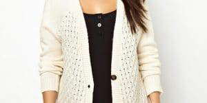 new-look-inspire-boyfriend-cardigan-Plus Size Cardigans on The Curvy Fashionista