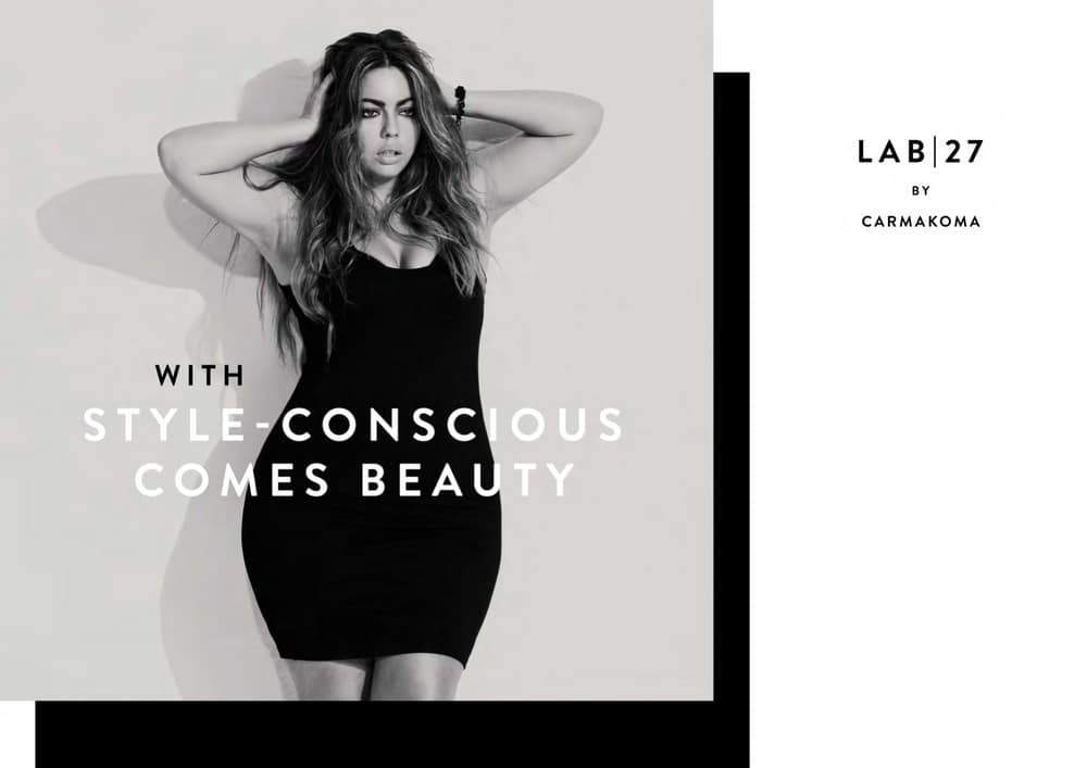 Lab 27 by CarmaKoma Spring 2014 featuring Fluvia Lacerda on The Curvy Fashionista