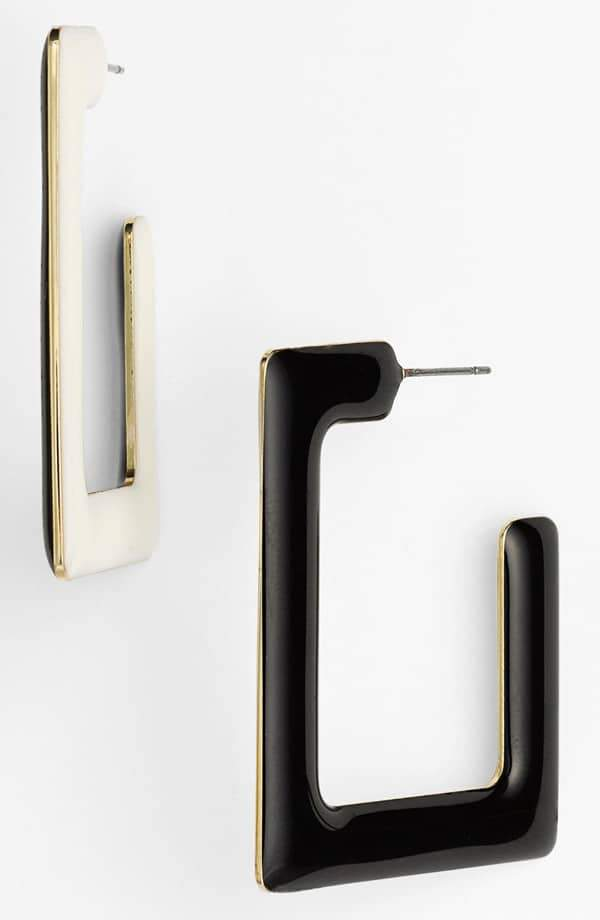 rectangle-hoop-earrings