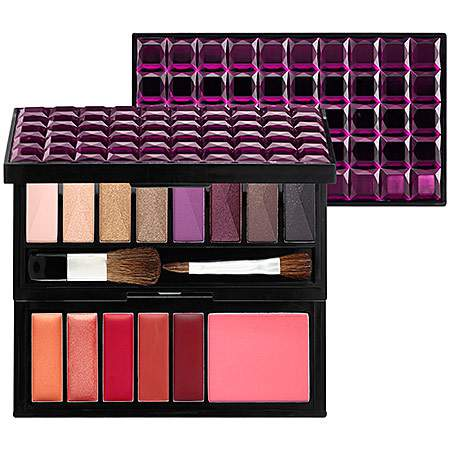 Plum Daze Blinged Palette from Sephora On the Curvy Fashionista