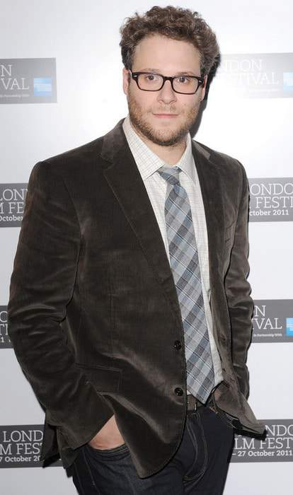 Seth Rogen wants to be A Curvy Fashionista